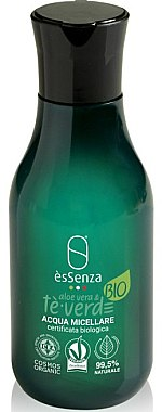 "Мицеллярная вода ""Алоэ вера и зеленый чай"" - EsSenza Aloe Vera E Te Verde Micellar Water"