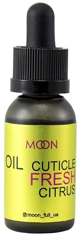 Масло для кутикулы - Moon Fresh Citrus Cuticle Oil