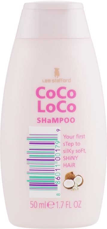 Шампунь для волос - Lee Stafford Coco Loco Shampoo