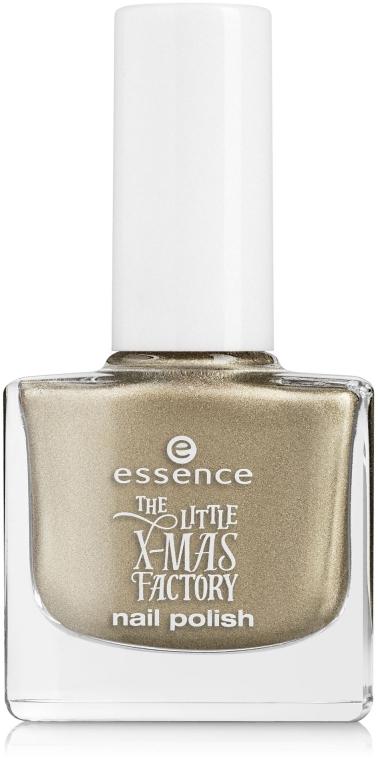 Лак для ногтей - Essence The Little X-Mas Factory Nail Polish