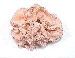 Духи, Парфюмерия, косметика Резинка для волос P0091-3, 11 см, розовая - Akcent