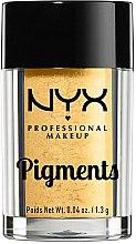 Духи, Парфюмерия, косметика Пигмент для макияжа - NYX Professional Makeup Pigments
