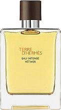 Парфумерія, косметика Hermes Terre d'Hermes Eau Intense Vetiver - Парфумована вода (тестер без кришечки)