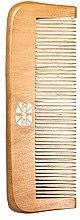 Духи, Парфюмерия, косметика Расческа - Ronney Professional Wooden Comb 120