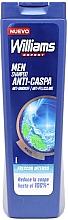 Духи, Парфюмерия, косметика Шампунь против перхоти - Williams Refresh Anti-Dandruff Shampoo