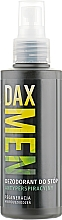 Духи, Парфюмерия, косметика Дезодорант для ног - DAX Men