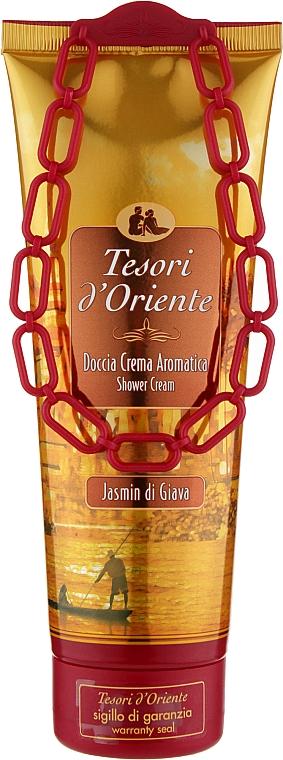 Tesori d`Oriente Jasmin di Giava - Крем-гель для душа