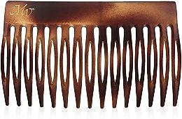 Духи, Парфюмерия, косметика Гребень для волос, матовый, NC513-003 - Mari N.