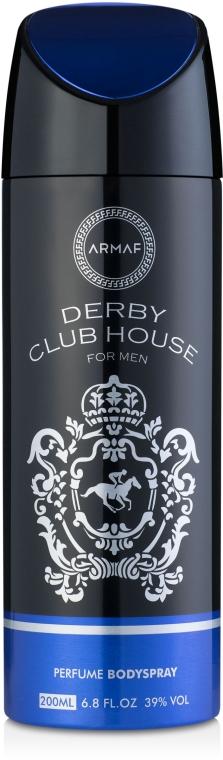 Armaf Derby Club House - Дезодорант