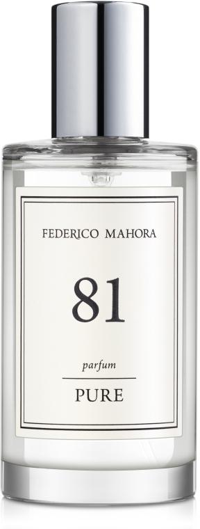 Federico Mahora Pure 81 - Духи