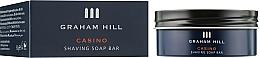 Духи, Парфюмерия, косметика Мыло для бритья - Graham Hill Casino Shaving Soap Bar