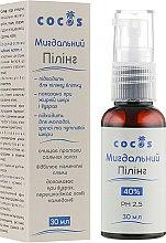 Духи, Парфюмерия, косметика Миндальный пилинг 40% pH 3,5 - Cocos