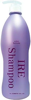 Шампунь глубокой очистки - PL Cosmetic Ire Shampoo Salon Formula — фото N1
