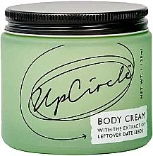 Духи, Парфюмерия, косметика Крем для тела с косточками фиников - UpCircle Body Cream With Date