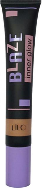 Тональный крем - Lilo Blaze Inner Glow