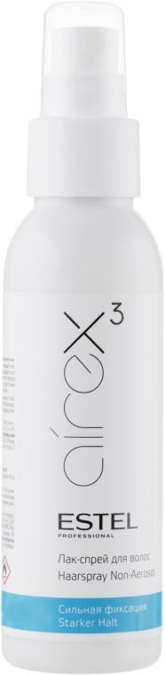 Лак-спрей для волос сильной фиксации - Estel Professional Airex