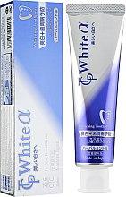 Духи, Парфюмерия, косметика Зубная паста со вкусом мяты - Zettoc Toothpaste TCP White M