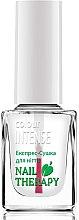 Парфумерія, косметика Експрес-сушка для нігтів - Colour Intense Nail Therapy