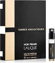 Парфумерія, косметика Lalique Terres Aromatiques 1905 - Парфумована вода (пробник)