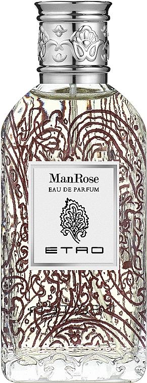 Etro ManRose - Парфюмированная вода (тестер с крышечкой)