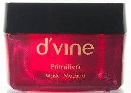 Духи, Парфюмерия, косметика Антибактериальная маска для лица - D'vine Primitivo Mask