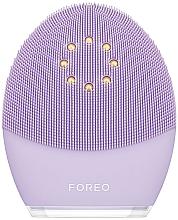 Духи, Парфюмерия, косметика Умная щетка для очистки и комплексного массажа лица для чувствительной кожи - Foreo Luna 3 Plus Cleansing Brush For Sensitive Skin