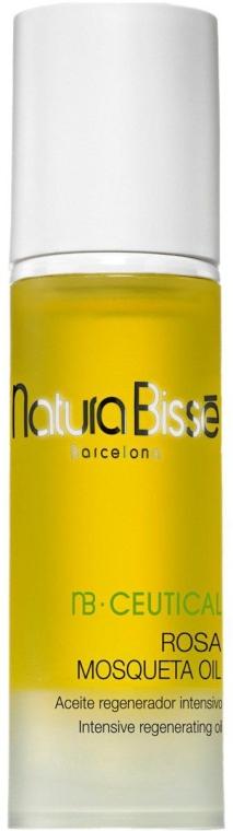 Активное розовое масло для сухой кожи - Natura Bisse NB Ceutical Rosa Mosqueta Oil
