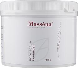 Духи, Парфюмерия, косметика Лавандовый скраб для тела - Massena Body Scrub Lavender