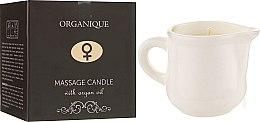Духи, Парфюмерия, косметика Свеча для spa-массажа с аргановым маслом, апельсин - Organique Spa Candle