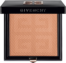 Духи, Парфюмерия, косметика Бронзирующая пудра для лица - Givenchy Teint Couture Healthy Glow Powder (тестер без коробки)