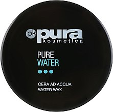 Духи, Парфюмерия, косметика РАСПРОДАЖА Воск на водной основе средней фиксации - Pura Kosmetica Water Wax *