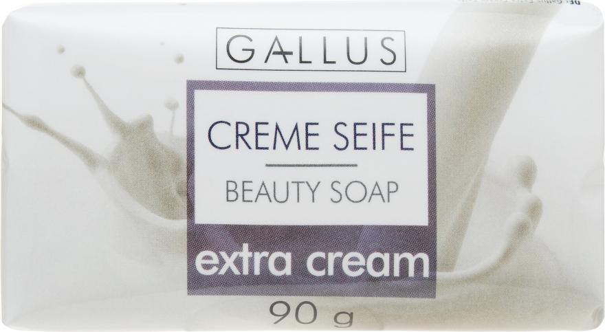 "Косметическое мыло ""Extra Cream"" - Gallus Beauty Soap"