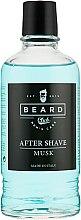 Духи, Парфюмерия, косметика Одеколон - Beard Club Musk After Shave Cologne