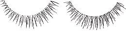 Парфумерія, косметика Накладні вії, натурал, рідкі, плетені, FR 128 - Silver Style Eyelashes