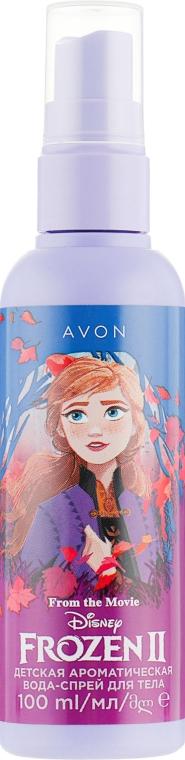 Дымка для волос и тела - Avon Frozen II Fragrance