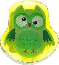 "Духи, Парфюмерия, косметика Глицериновое мыло ""Сова"", зеленая - Chlapu Chlap Glycerine Soap"