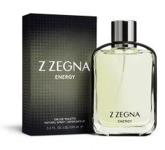 Духи, Парфюмерия, косметика Ermenegildo Zegna Z Zegna Energy - Туалетная вода