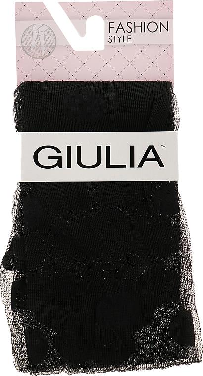"""Гольфы """"GM-001"""", черные - Giulia"""