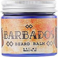 """Духи, Парфюмерия, косметика Бальзам для бороды """"Апельсин"""" - Barbados Beard Balm Orange"""