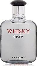 Духи, Парфюмерия, косметика Evaflor Whisky Silver - Туалетная вода (Тестер с крышечкой)