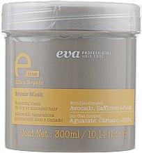 Духи, Парфюмерия, косметика Восстанавливающая маска для волос - Eva Professional E-Line Repair Mask