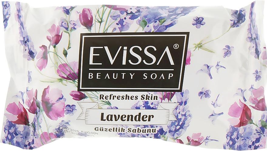 "Туалетное мыло ""Лаванда"" - Evissa Beauty"