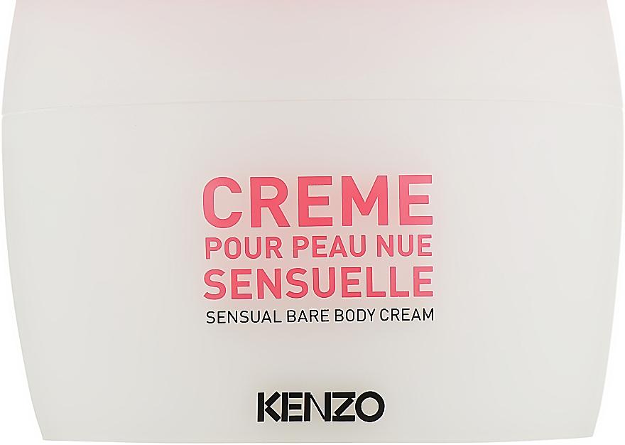 "Крем ночной для тела ""Рис"" - KenzoKi Bare Body Night Cream"