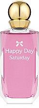 Духи, Парфюмерия, косметика Gianni Gentile Happy Day Saturday - Туалетная вода