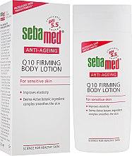 Духи, Парфюмерия, косметика Лосьон для тела укрепляющий - Sebamed Anti-Ageing Q10 Firming Body Lotion
