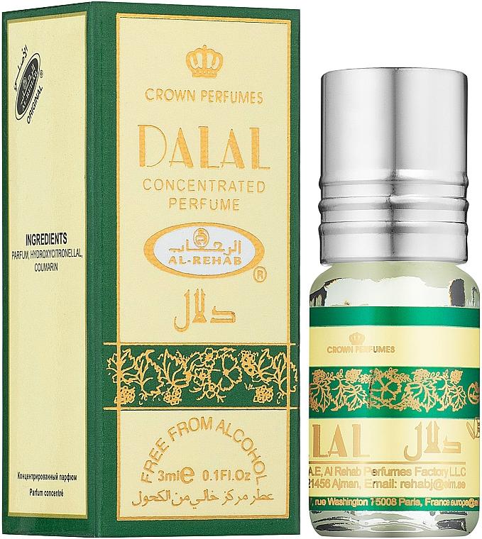 Al Rehab Dalal - Масляные духи (мини)