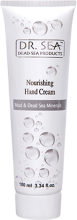 Духи, Парфюмерия, косметика Питательный крем для рук с грязью и минералами Мертвого моря - Dr. Sea Hand Cream