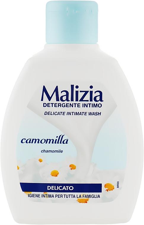 Гель для интимной гигиены - Malizia Intimate Wash Camomilla — фото N2
