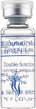 Духи, Парфюмерия, косметика Сыворотка для лица с гиалуроновой кислотой и Витамин В6 в ампулах - Bioaqua Hyaluronic Acid Serum Set