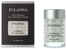 Духи, Парфюмерия, косметика Дневной и ночной крем от морщин - Pulanna Ginseng Day & Night Cream
